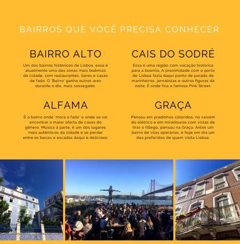 E-book Passear, viver e investir em Lisboa; guia de bairros