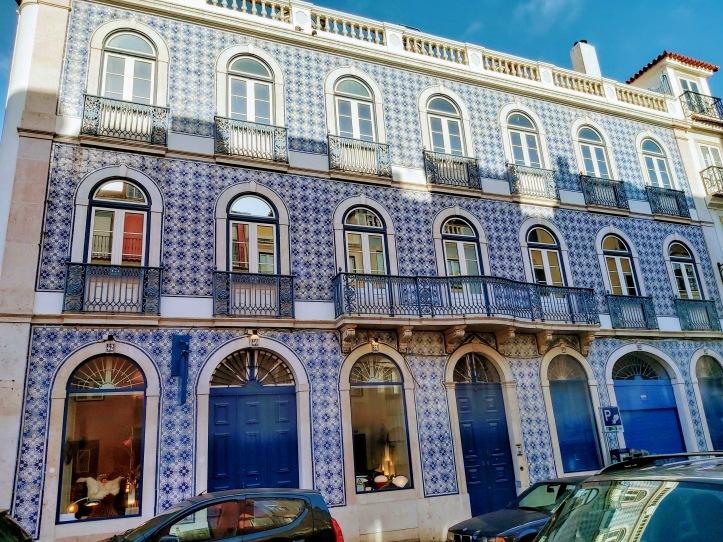 Prédio na Estrela, Lisboa